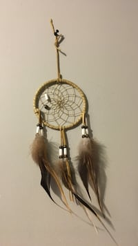 beige and brown dreamcatcher Calgary