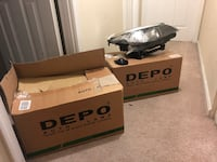 BMW 5-Series headlights for sale. Brand new Hyattsville, 20782