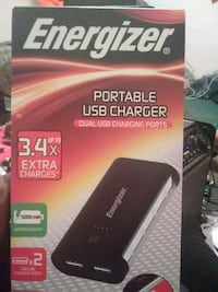 Portable charger (Energizer)