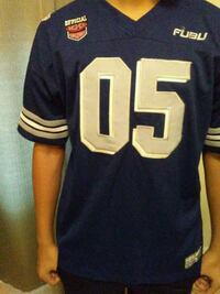 blue and white NFL jersey 1496 mi