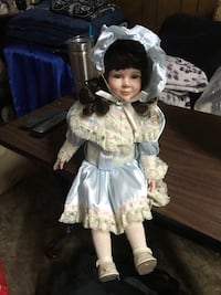 Antique doll  Fresno