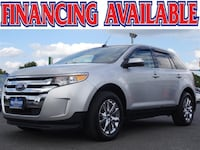 2013 FORD EDGE LIMITED Manassas