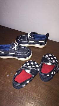 2 pairs of shoes for babies Phoenix, 85015
