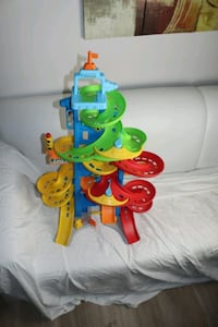 Little People Race Track Tower