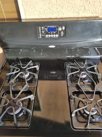 Gas stove and Microwave Combo Tucson