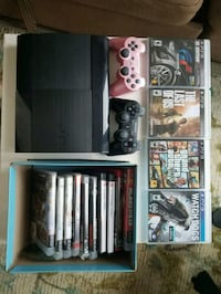 PS3 500GB Sterling, 20166