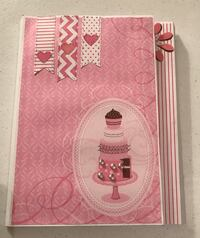 NEW Handcrafted Memory book Yuma, 85365
