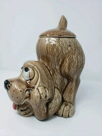 1970s Doggy Style cookie jar  Grand Blanc, 48439