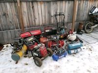 Compressor parts power washer parts gas engine parts Calgary, T2E 1S9