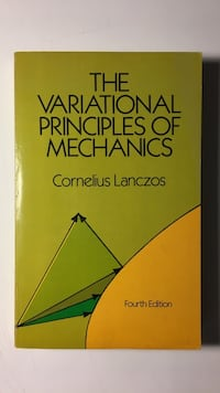 The Variational Principles of Mechanics Burdur Merkez, 15100