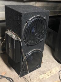 System with amp Madera, 93638