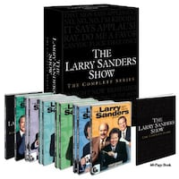 Complete LARRY SANDERS SHOW - Emmy Award-Winning Show starring the Very Funny GARY SHANDLING!! Arlington, 22204