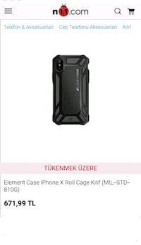 element case iphone x