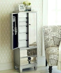 Jewelry Armoire - Pier 1 Hayworth collection