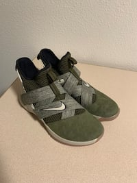 Army Green Lebron 12s Anchorage, 99508