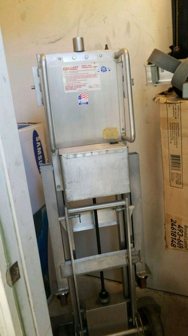 Ultra lift  model 1500 7d4f2b64-dc35-4322-ab1c-6d55ac35c225