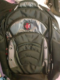 black and gray Swiss backpack Ontario, 91762