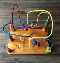 brown wooden framed bubble wire maze Waldorf, 20603