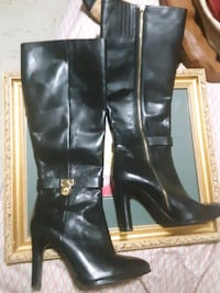 """ MICHAEL KORS""  leather boots"