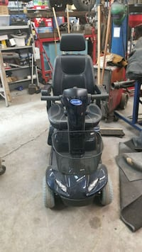 black and gray mobility scooter Milton, L9T 3J2