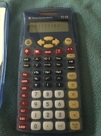 TEXAS INSTRUMENTS SCIENCE CALCULATOR