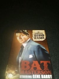 Bat Masterson Complete Season Two   Dundalk, 21222