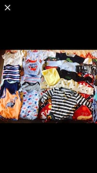 Baby clothes nb-6 months  Beaverton, 97007