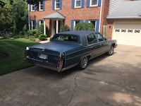 1987 Cadillac Fleetwood Brougham null
