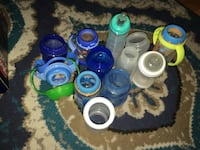Baby bottles and sippy cups  161 mi