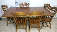 Large solid Wood table Robstown, 78380