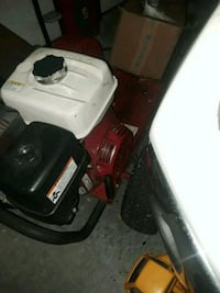red and black ride on mower Cape Coral, 33909