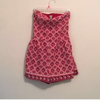 Forever21| Romper| Only worn once| Size M Weslaco, 78596
