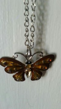Butterfly necklace Spring Grove, 17362