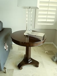 Restoration Hardware Roland Round Table