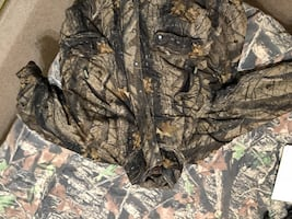 Remington Outdoor Clothing 2XL 2 piece Camouflage Jacket