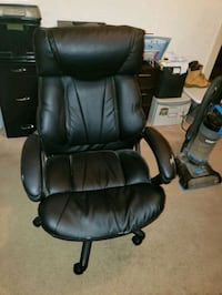 adjustable height office chair