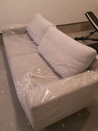 Gray 3-seater sofa. Maple Ridge, V2X 5B6