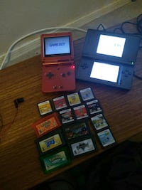 Gameboy advanced sp and DS combo Phoenix, 85027