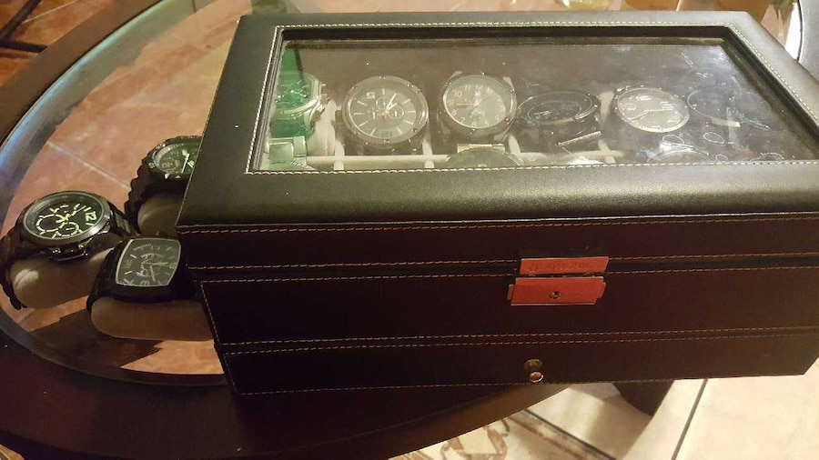 assorted watches - FL
