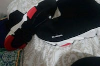 black and white Adidas cap 44 km