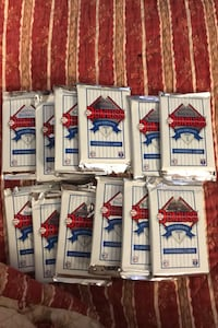 1993 donruss series 1 baseball sealed packs Beltsville, 20705