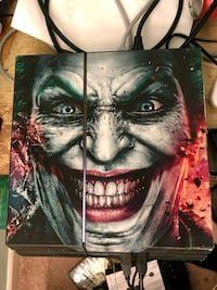 The Joker print textile 54 km