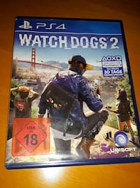 Watch Dogs 2 PS4 Spiel Fall