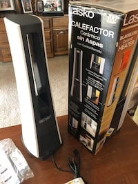New in Box Bladeless Ceramic Heater Apple Valley, 55124