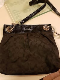 Fabulous Coach gathered shoulder bag PRICE DROP