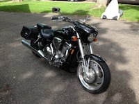 2003 Honda VTX 1800C  2800 miles, haven't ridden in several years, shaft drive. Mint condition. Golden Valley, 55427