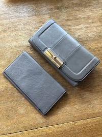 Coach Leather Wallet with a cheque book holder Richmond, V7C 5B4