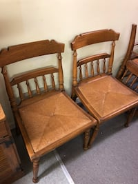 6 matching chairs Butler, 16002