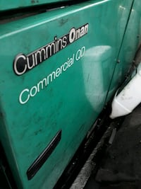 Cummings Onan QD Commercial Generator  Washington, 20018