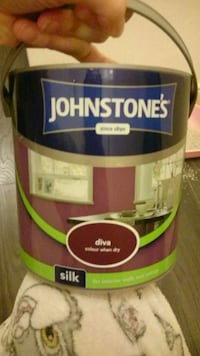 Brand new never opened Johnson paint  Walsall, WS2 8HS